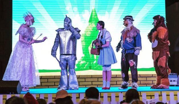 Wizard Of Oz Show Oman