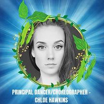 CHLOE HAWKINS - CHOREOGRAPHER - PRINCIPAL DANCER