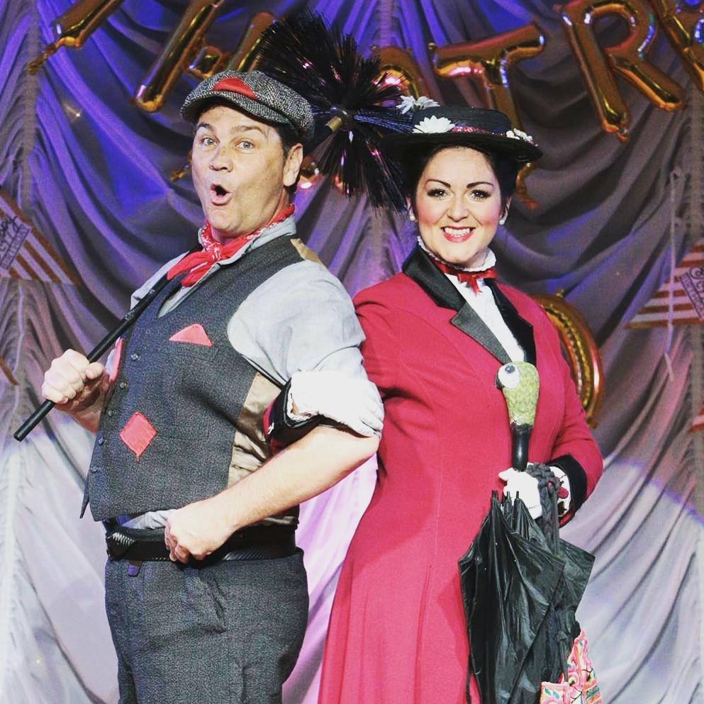Bert & Mary
