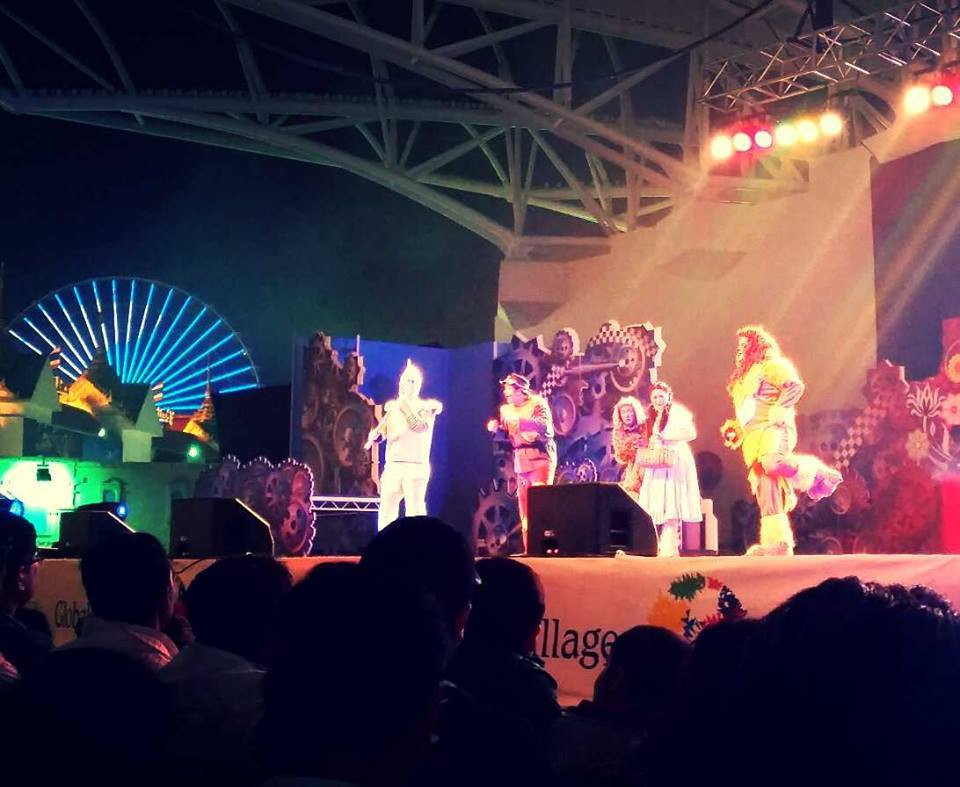 Wizard Of Oz - Global Village Dubai