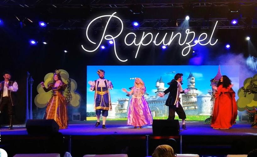Rapunzel Children's Show