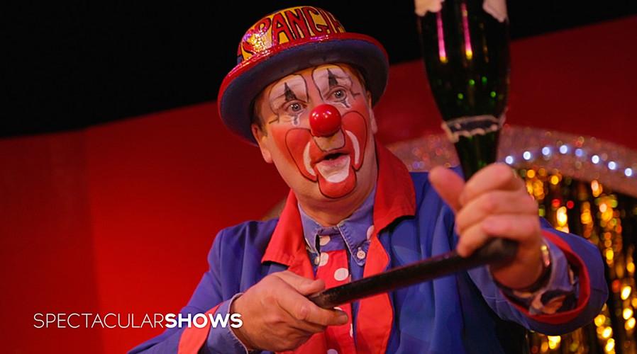 Spangles The Clown