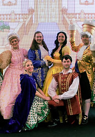 BEAUTY AND THE BEAST TRIBUTE SHOW
