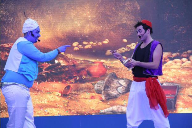 Aladdin Oman 2017
