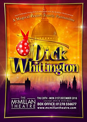 Dick Whittington Poster Image - James & Murphy Productions