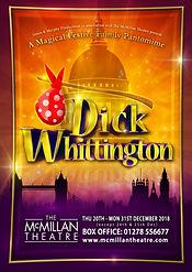 Dick Whittington Poster Image - James & Murphy Productions