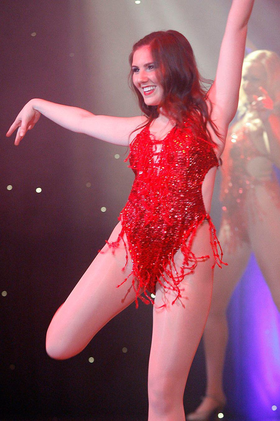 Broadway Showgirl