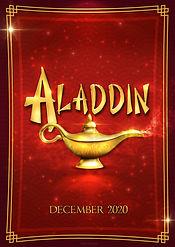 Aladdin Poster Image - James & Murphy Productions