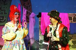 Aladdin Panto Tour