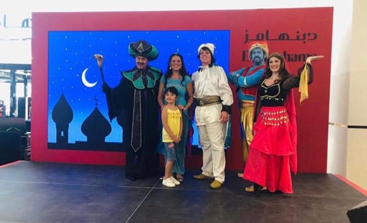 Aladdin Show - Oman 2019