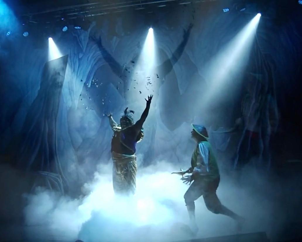 'It's Genie!' - Aladdin