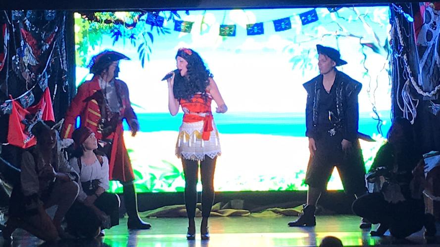 Pirates & Princesses Show