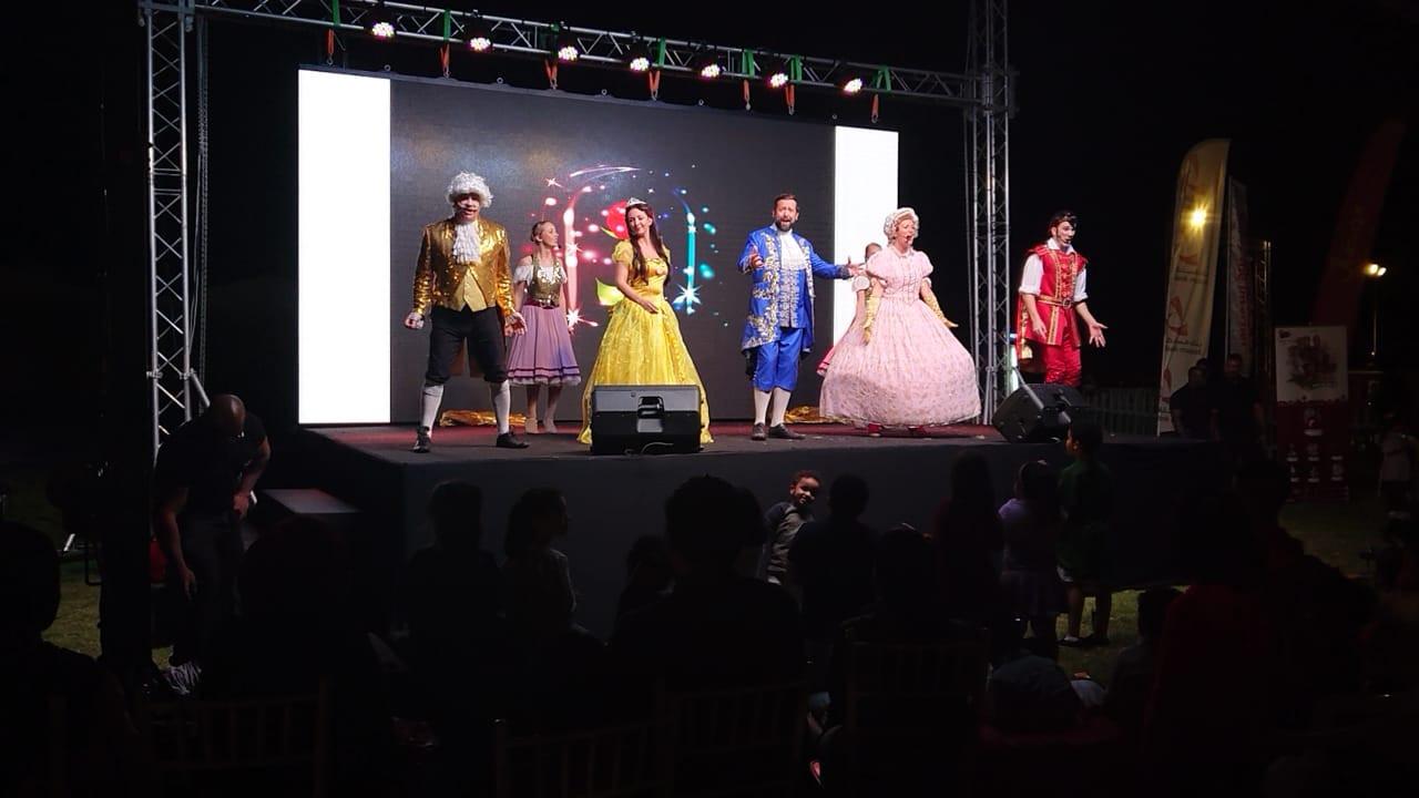 Beauty & The Beast Show Oman 2018
