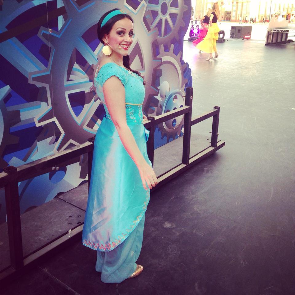 Princess Jasmine Dubai 2015