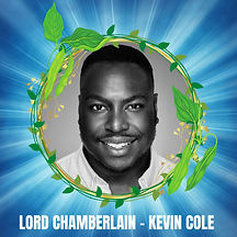 KEVIN COLE - LORD CHAMBERLAIN