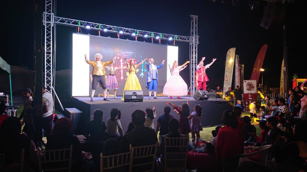 Beauty & The Beast Muscat Eat 2018