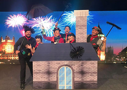 The Magic Of Mary Poppins Tribute Show - James & Murphy Productions