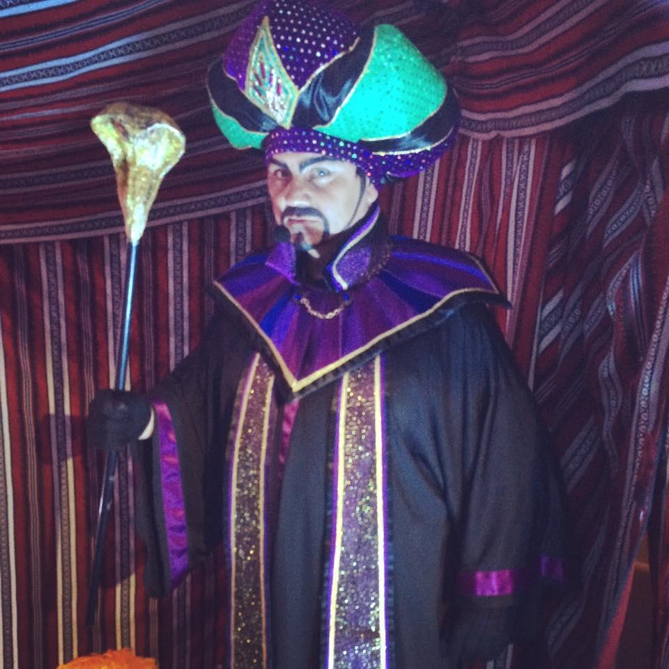 Jafar Aladdin Oman 2017