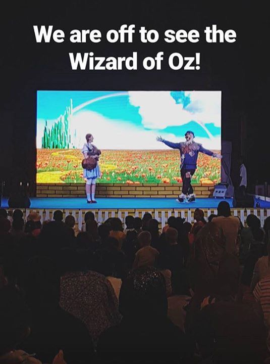 Wizard Of Oz Oman