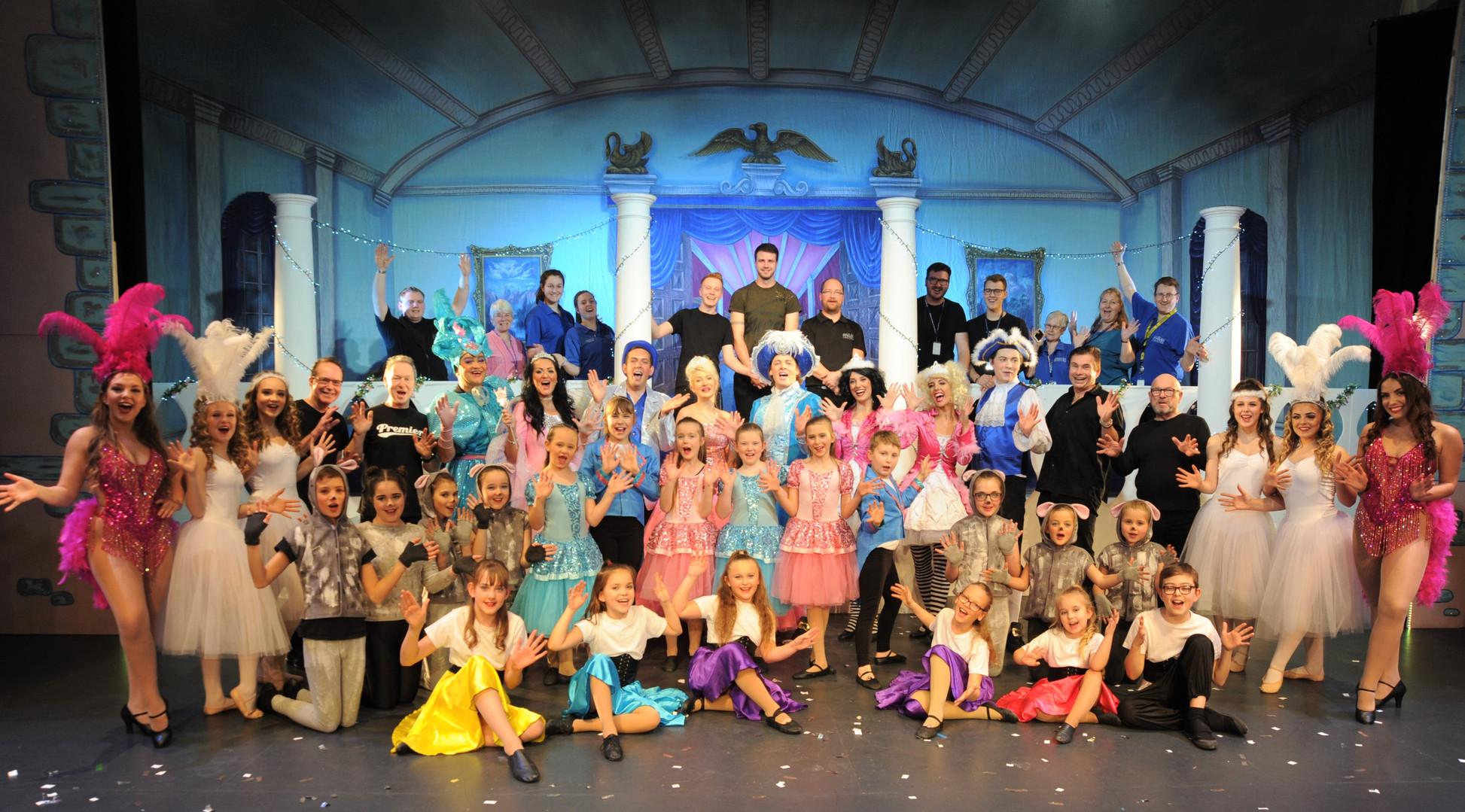 Cinderella Cast & Crew