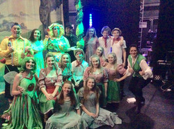 Jack & The Beanstalk Cast