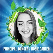 ROSIE CARTER - PRINCIPAL DANCER