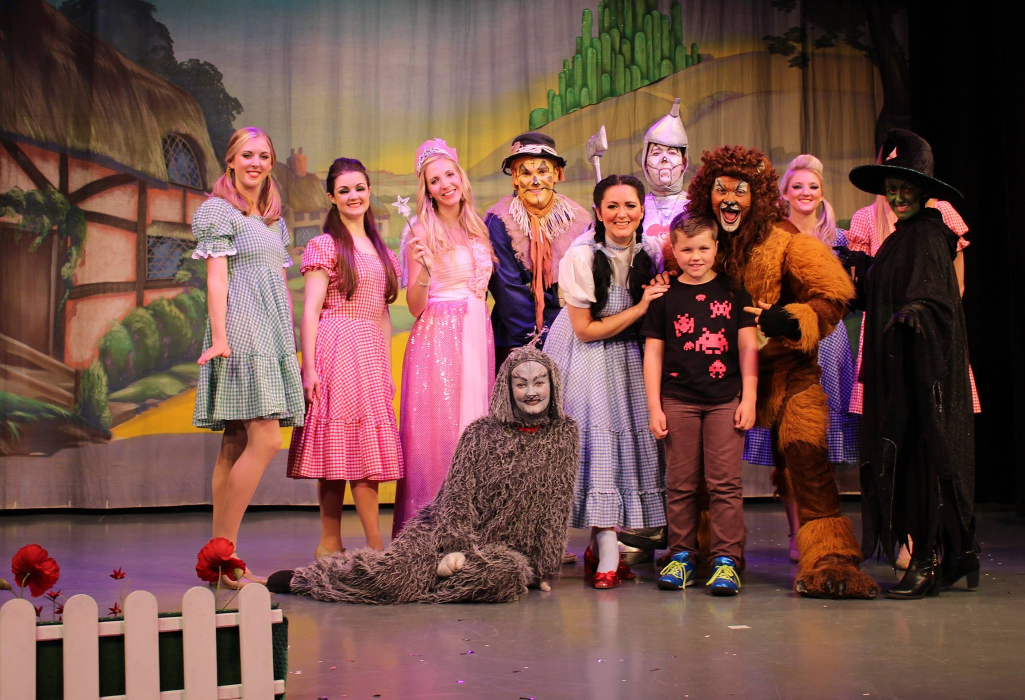 Wizard Of Oz Theatre Tour