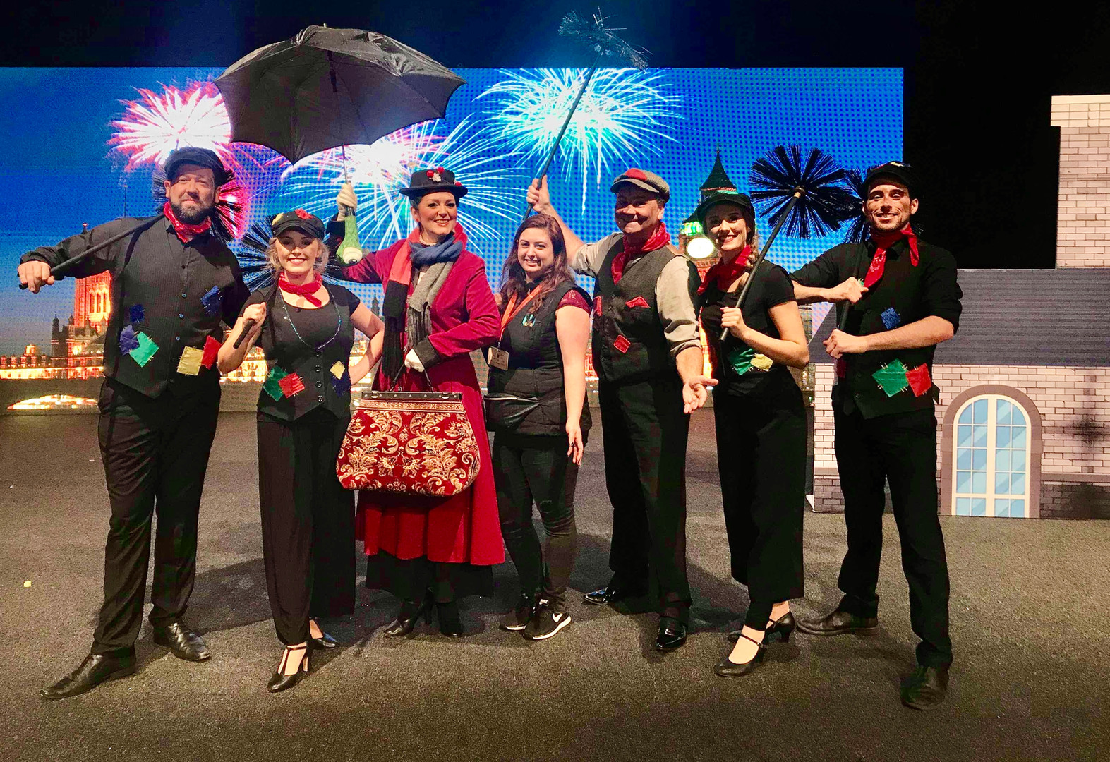 Mary Poppins Tribute Show