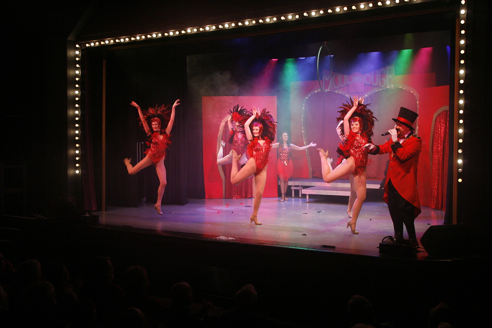 Moulin Rouge Themed Show