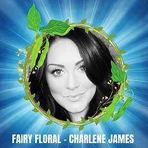 CHARLENE JAMES - FAIRY FLORAL