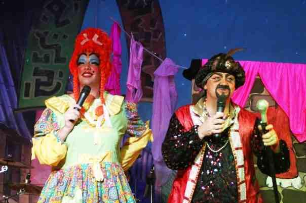 Aladdin Dame & Baddy