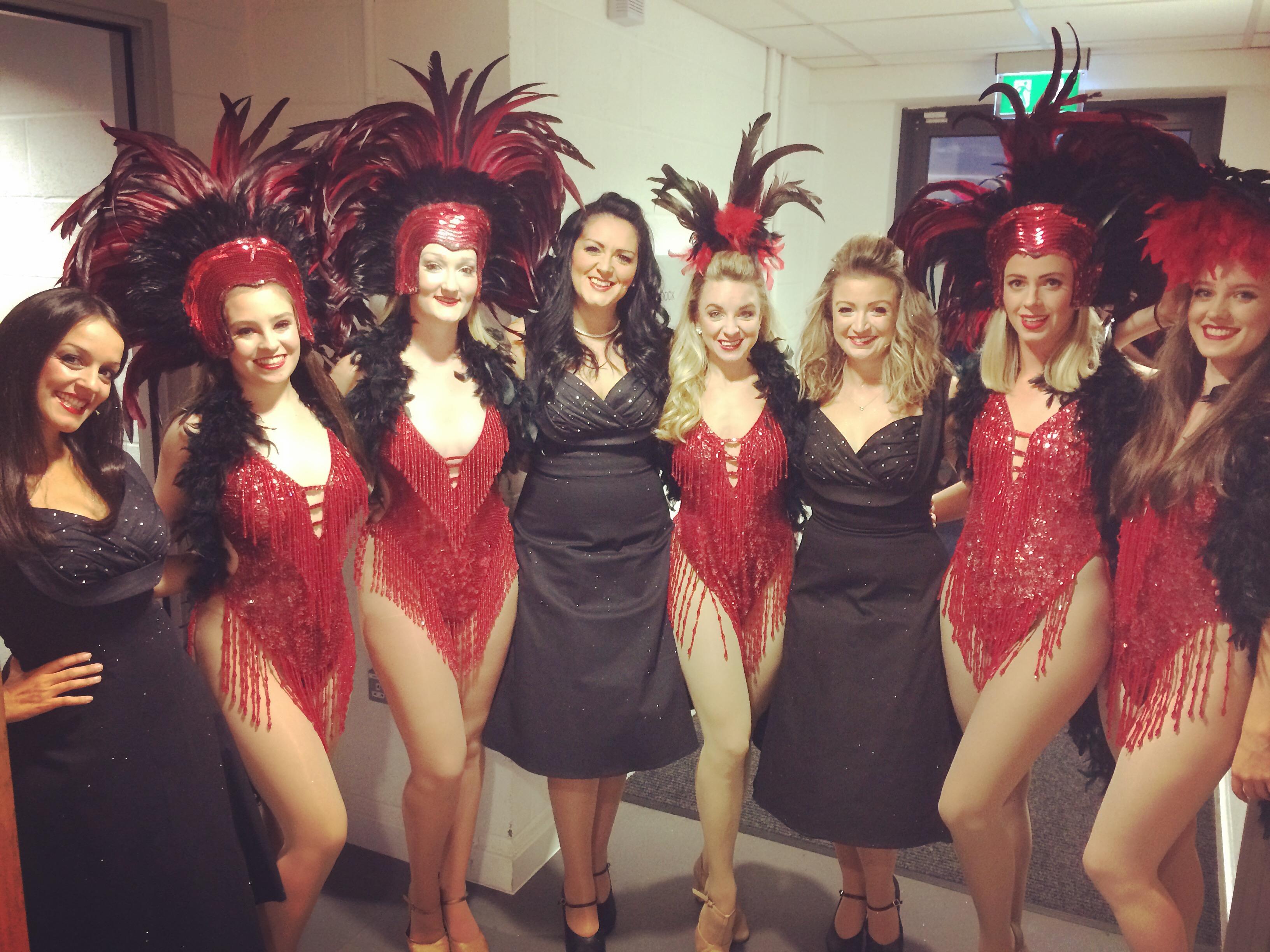 Las Vegas Singers & Dancers