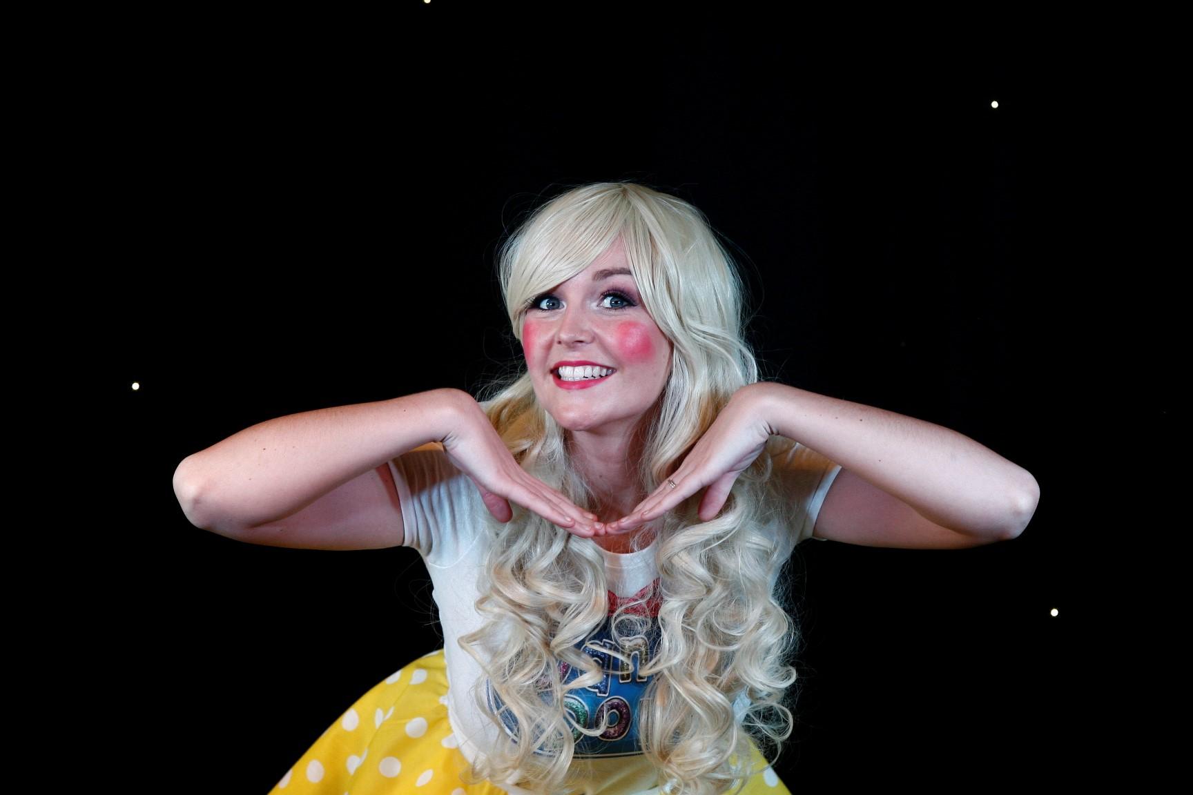 Dance Doll Sapphire!