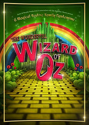 Wizard Of Oz Poster Image - James & Murphy Productions
