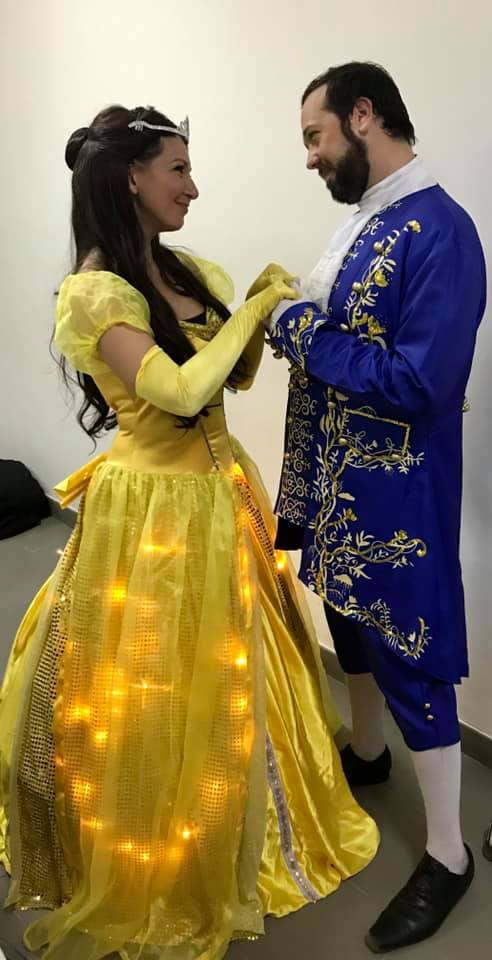Belle & The Prince