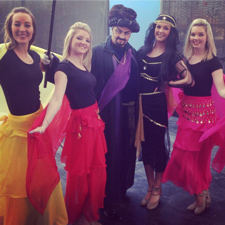 Jafar & Dancers