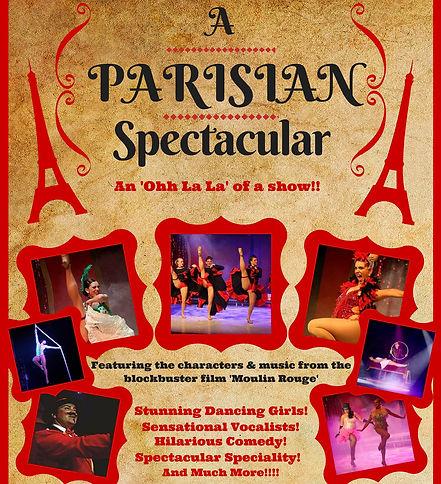 Parisian Spectacular - James & Murphy Productions