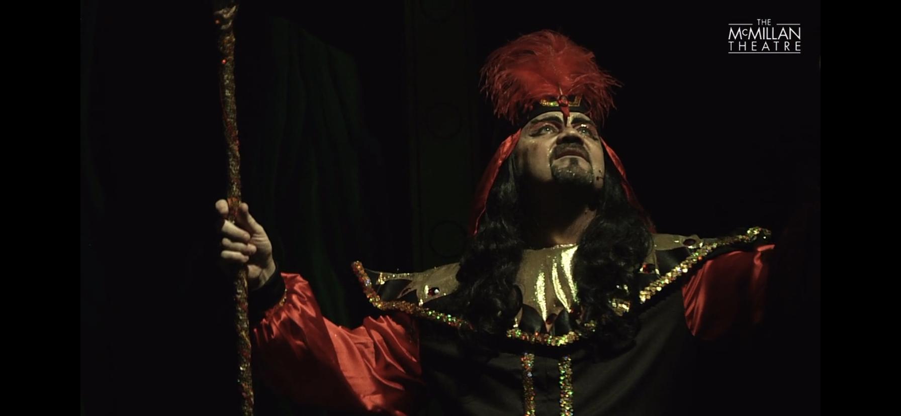 Abanazar Aladdin 2020