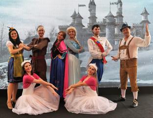 Frozen Tribute Show