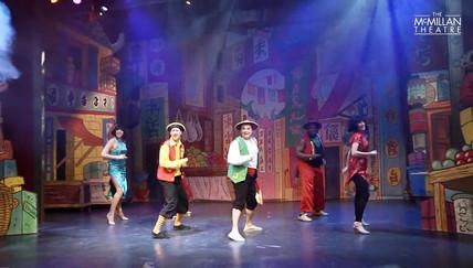 Dancing Down In Peking - Aladdin