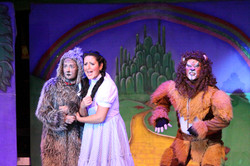 Wizard Of Oz Tour