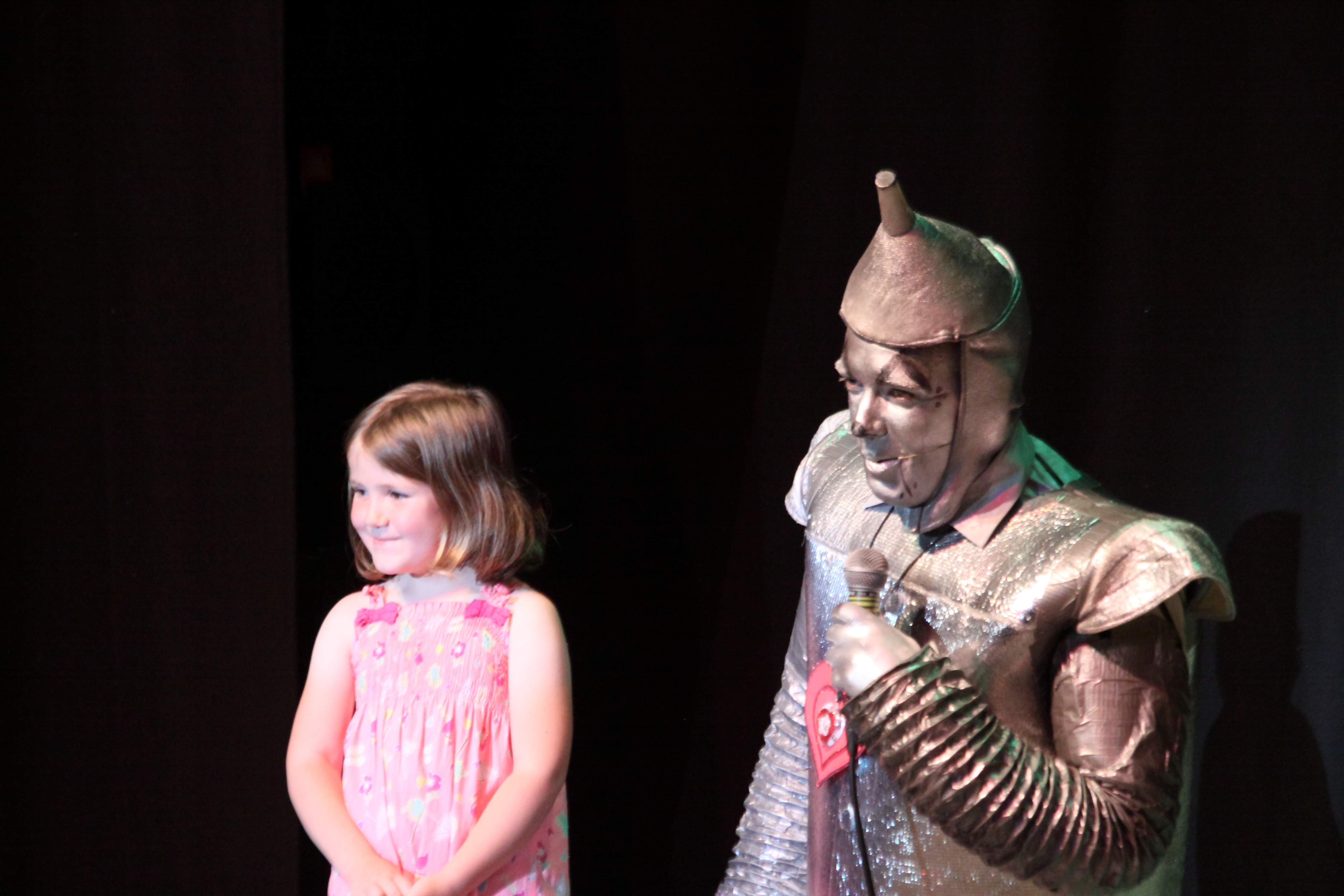 Theatre Tour 2014