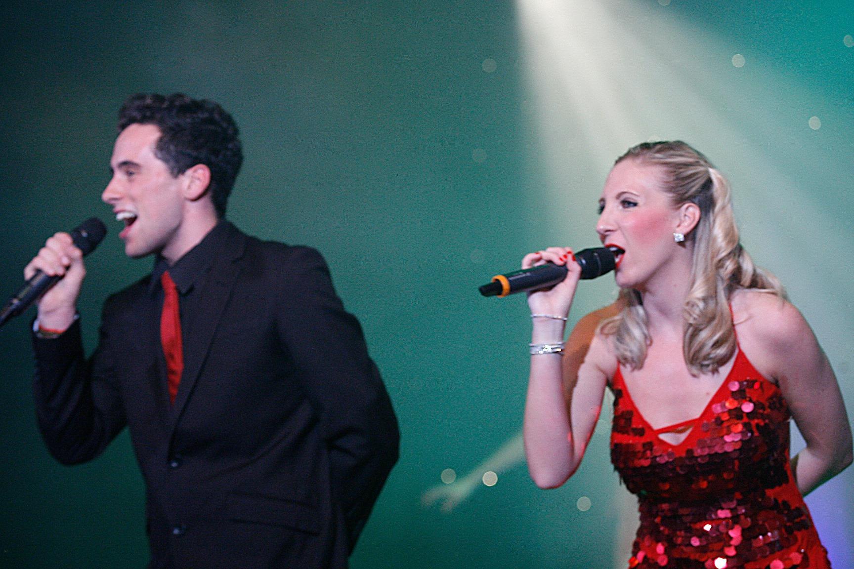 Broadway Vocalists