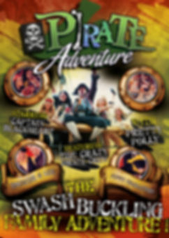 Pirate Adventure Stage Show - James & Murphy Productions