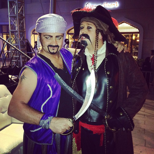 Captain & Sinbad Oman 2015