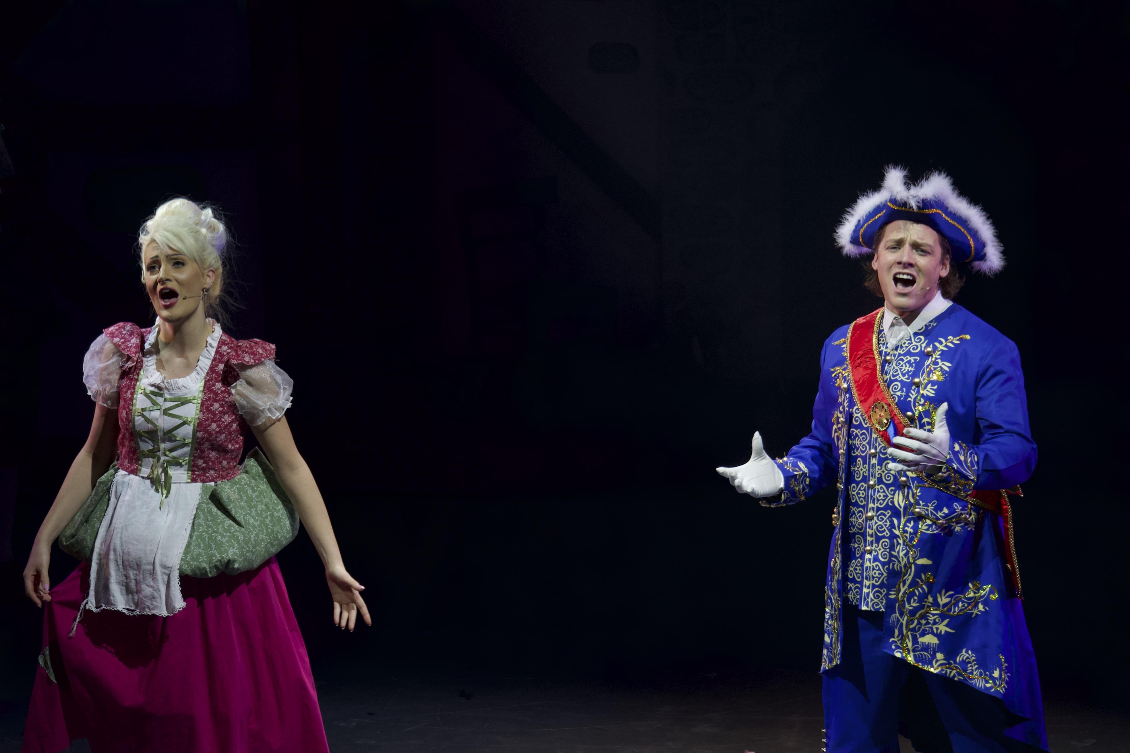 Cinders & Prince Charming