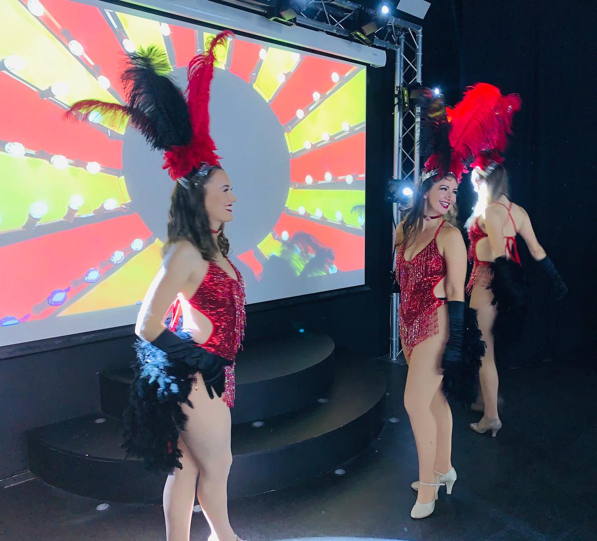 Circus Showgirls