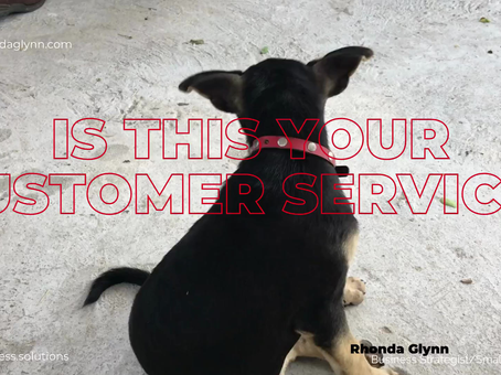 What's your Customer Service Strategy?