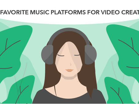 My Favorite Music Platforms for Video Creatives