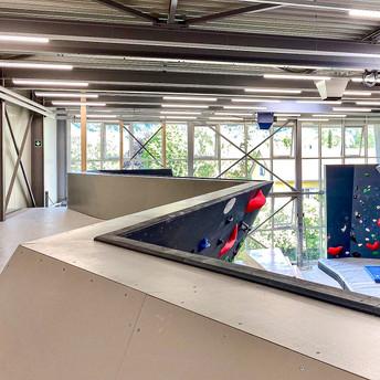 kletterhalle x-project